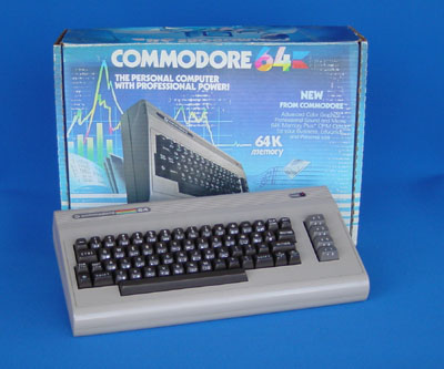 Commodore C64 (sys 2)