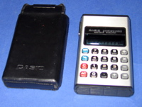 Casio P-810 Calculator