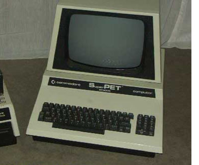 Commodore SuperPET 9000 (system 2)