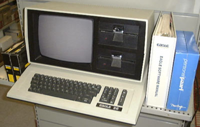 Eagle IIe Computer (sys 2)