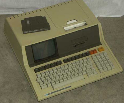 Hewlett Packard HP-85 (system 2)