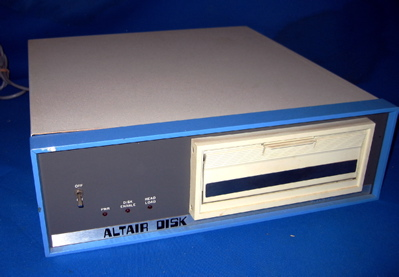 MITS Altair 8800 External Disk Drive