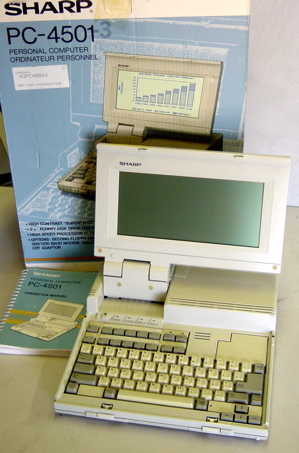 Sharp PC-4501