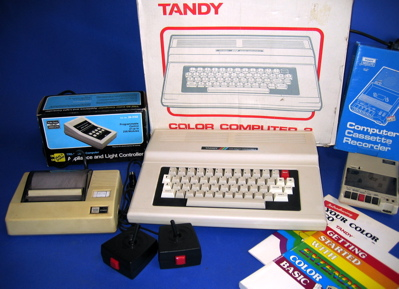 Tandy Color Computer 2