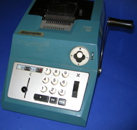 Underwood Olivetti Adding Machine