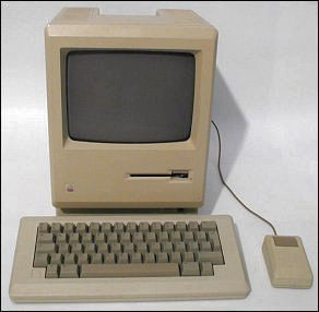 Apple Macintosh Mac+ (system 3